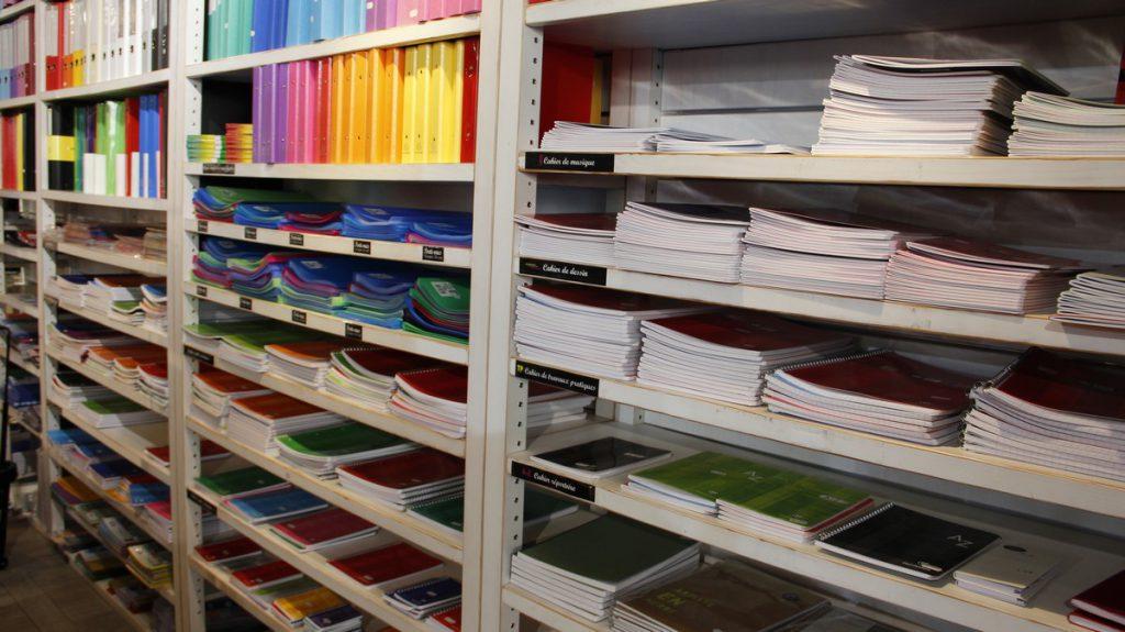 fournitures scolaires et de bureau magasin b. Black Bedroom Furniture Sets. Home Design Ideas